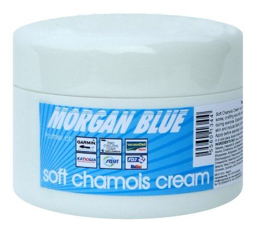 Morgan Blue Bike Chamois Cream Soft 200cc