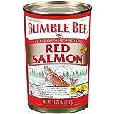 Bumble Bee Wild Alaska Red Salmon, 14.75 oz. (pack of 2)