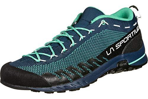 LA SPORTIVA TX2 Woman, Zapatillas de montaña Mujer, Opal/Aqua, 41 EU