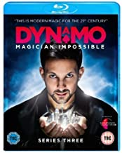 Dynamo: Magician Impossible-Series 3 [Blu-ray] by Imports by Simon Dinsell Mark McQueen