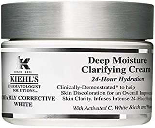 Kiehl's Clearly Corrective White Deep Moisture Clarifying Cream - Pack of 6