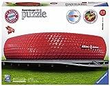 Allianz Arena: Erleben Sie Puzzeln in der 3. Dimension.
