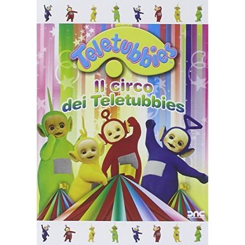 Teletubbies Il Circo dei Teletubbies (DVD)