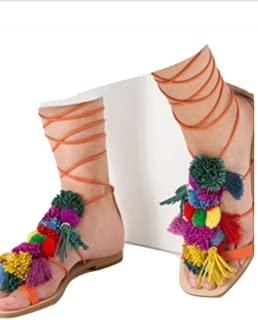 Best zara pom pom sandals Reviews