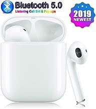 Bluetooth 5.0 Bluetooth Headphones Wireless Earbuds...