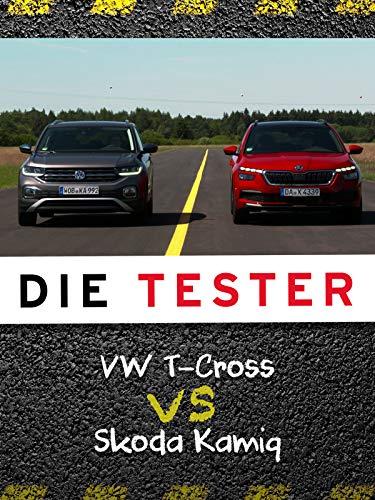 Die Tester: VW T-Cross vs. Skoda Kamiq