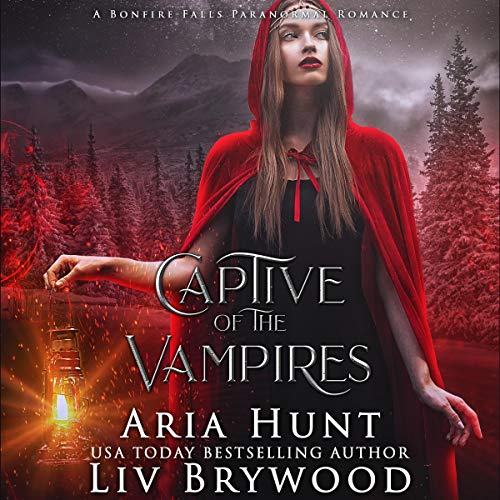 Captive of the Vampires audiobook cover art