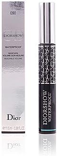 Christian Dior Diorshow Waterproof Women Mascara, Brown, 0.38 Ounce