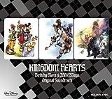 Kingdom Hearts Birth By Sleep & 358/2 Days Original Soundtrack (3 CDSet)