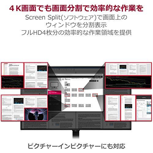 LGモニターディスプレイ43UD79-B42.5インチ/4K/IPS非光沢/HDMI×4・DP・USBType-C・RS-232C/スピーカー/ブルーライト低減