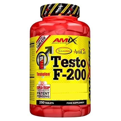 AMIX TESTO FUEL 250 CPR