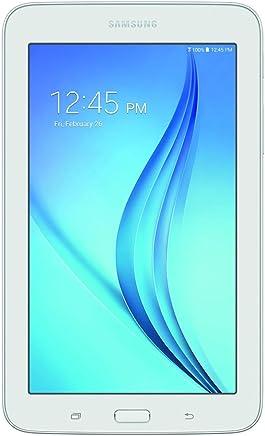 "Samsung Galaxy Tab E Lite 7"" WSVGA TFT (1024 x 600) Touchscreen Display Tablet PC | Quad-Core Processor | 1GB DDR3 Memory | 8GB Storage | Expansion Slots | Android OS 4.4 | 2MP Rear-Facing Camera"