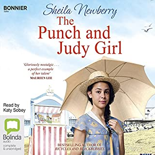 The Punch and Judy Girl cover art