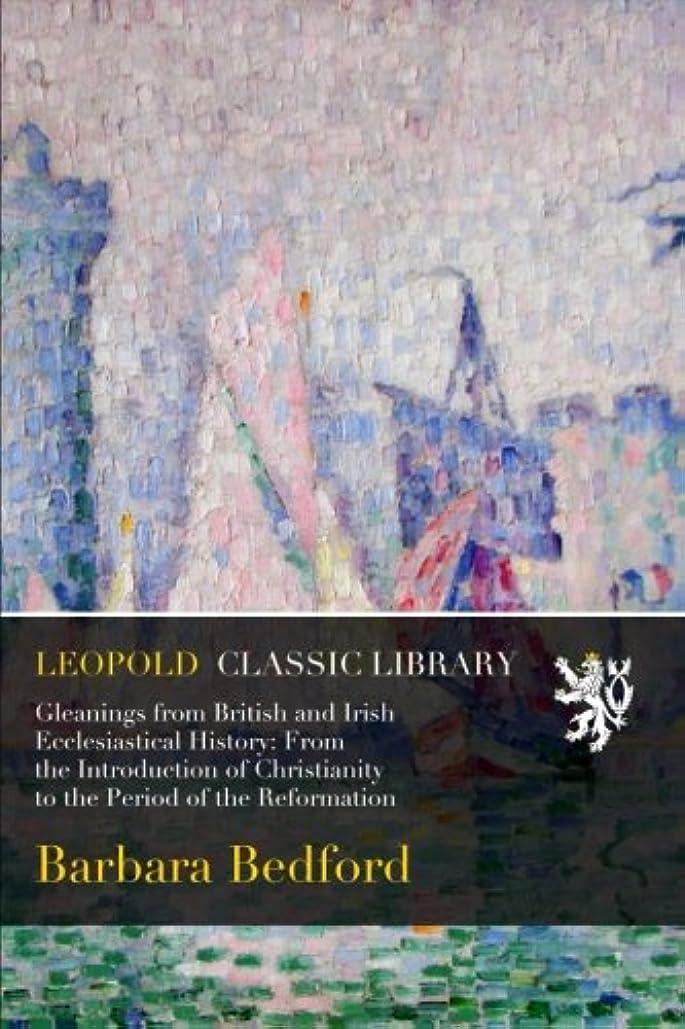 管理者一般バッジGleanings from British and Irish Ecclesiastical History: From the Introduction of Christianity to the Period of the Reformation