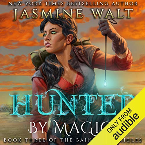 Hunted by Magic Audiobook By Jasmine Walt cover art