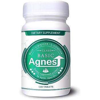 Agnes(Class-Basic)アニエス ベーシック (男性用 サプリ 増大 アルギニン ) 1個