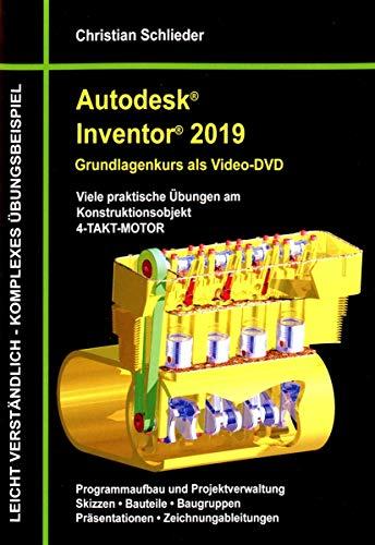 Autodesk Inventor 2019 - Grundlagenkurs
