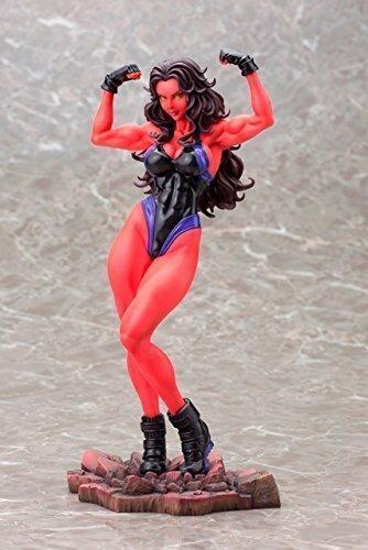 Kotobukiya Comic Con limited MARVEL Pretty MARVEL UNIVERSE Red Sea Hulk (1/7 scale PVC painted PVC Figure) image