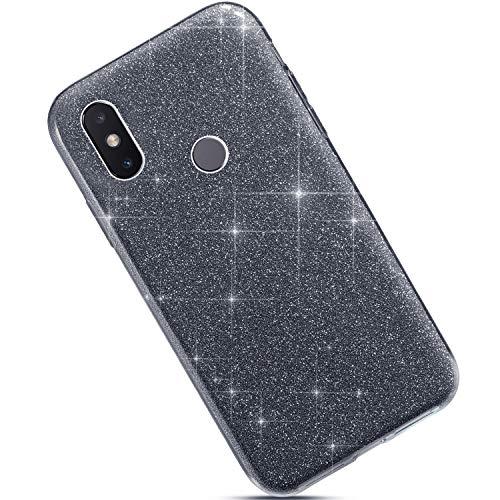 Glitter Carcasa Compatible Xiaomi Mi A2 Lite/Redmi