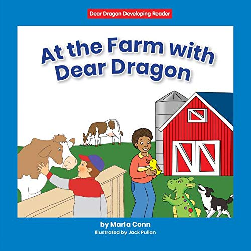 At the Farm with Dear Dragon (Dear Dragon Developing Readers)