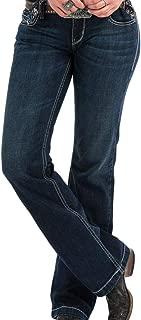 Cruel Girl Womens Jayley Mid Rise Trousers