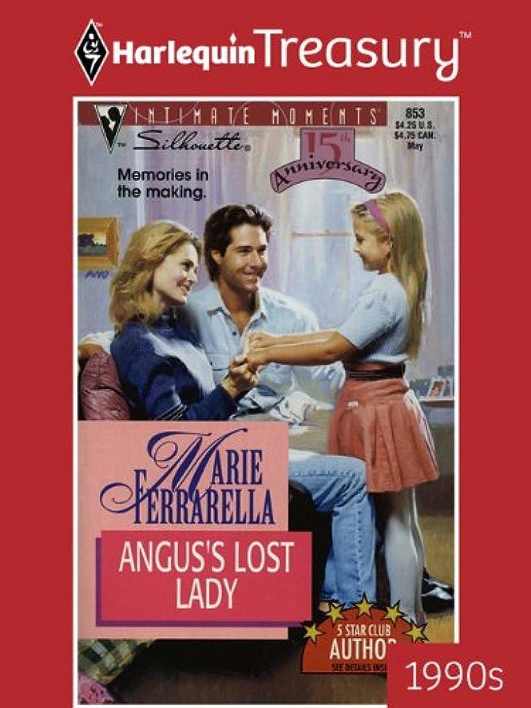アクセサリーいちゃつくしわAngus's Lost Lady (Families Are Forever Book 853) (English Edition)