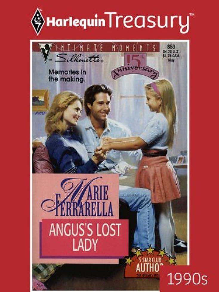 最終的にジャベスウィルソン人事Angus's Lost Lady (Families Are Forever Book 853) (English Edition)