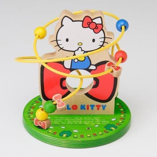 Hello Kitty beads coaster ribbon (japan import)