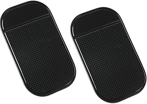 TangYingRD 2PCS Radar Detector Dash Mat Anti Slip Magic Pad product image