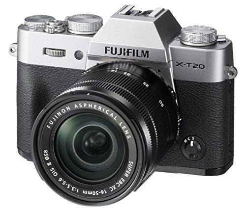 Fujifilm x-t20 mirrorless digital camera w/xc16-50mmf3. 5-5. 6 oisii...