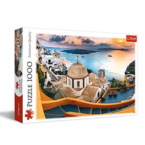 Puzzle Bajkowe Santorini 1000