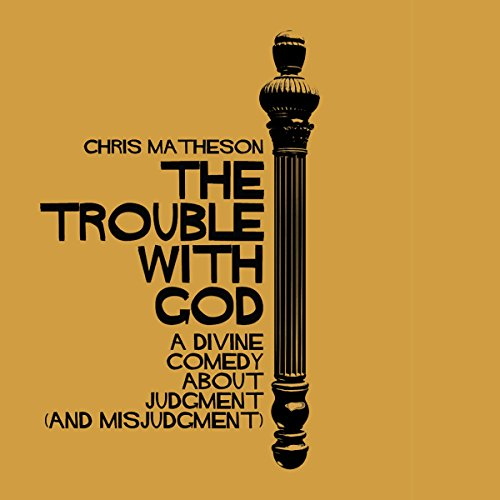 The Trouble with God audiobook cover art