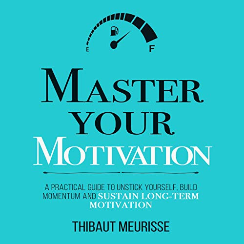 Master Your Motivation cover art