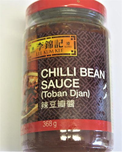 LEE KUM KEE Scharfe Bohnensauce ( Toban Djan ) Chilli Bean -