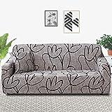 Funda de sofá Spandex para Sala de Estar Material elástico sofá de Dos plazas sofá de Dos plazas Fundas de sofá Fundas de sofá A12 2 plazas