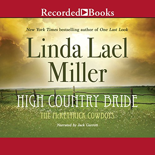 High Country Bride audiobook cover art