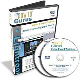 How to Use Adobe Photoshop Lightroom 4 - Tutorial Training Course on 2 DVDs