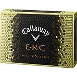Callaway(キャロウェイ) ゴルフボール E・R・C 2016年モデル 1ダース( 12個入り) クリスタルイエロー 64226531200117