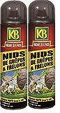 Maisange KB Home Defense - NIDS DE GUEPES ET FRELONS FOUDROYANT Jet...