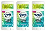 Toms of Maine Natural Wicked Cool Deodorant for Girls Summer Fun 2.25 oz (Pa...