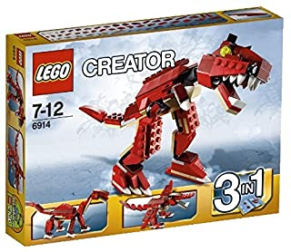 LEGO Creator 6914 - Animali Preistorici (B005KIR3S4) | Amazon price tracker / tracking, Amazon price history charts, Amazon price watches, Amazon price drop alerts