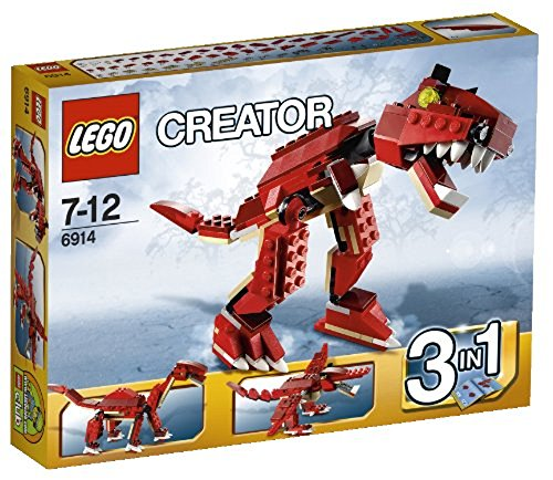 LEGO Creator 6914 - T-Rex