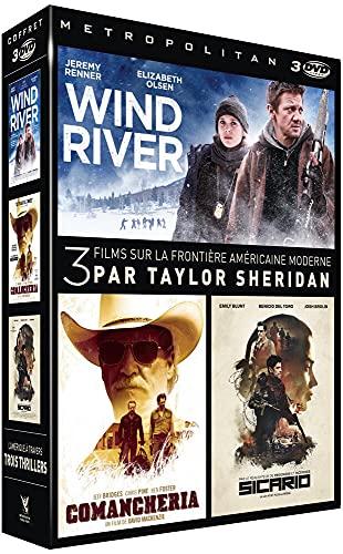 Taylor Sheridan : Wind River + Comancheria + Sicario