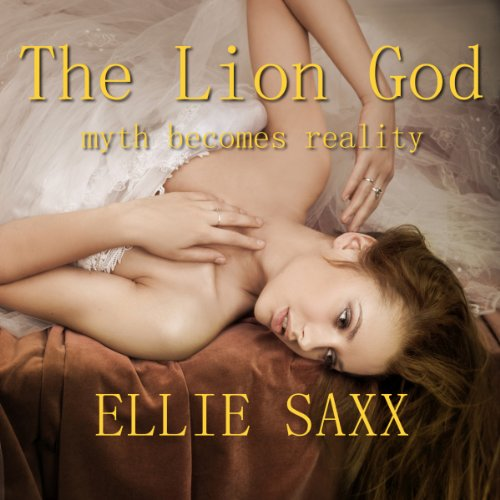 The Lion God audiobook cover art
