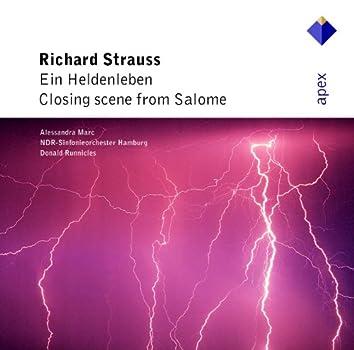 Strauss, Richard : Ein Heldenleben & Closing Scene from Salome  -  Apex
