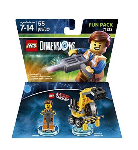 LEGO Dimensions Fun Pack Movie Emmet - Movie Emmet Edition