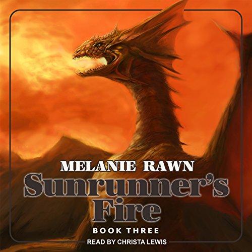 Sunrunner's Fire audiobook cover art