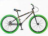 "Blackjack Mafiabikes Splatter Medusa 26"" BMX Wheelie Bike Wheelie Bike"