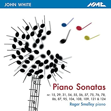John White: Piano Sonatas