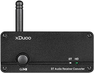 conpoir XQ-50 Buletooth Ses Alıcı Dönüştürücü Buletooth 5.0 QCC3008 ES9018K2M DAC PC USB DAC Desteği aptX/SBC/AAC